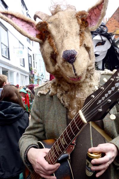 JITG Hastings - Goat Guitarist