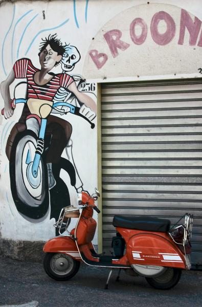 Mechanic's Mural, Orgosolo