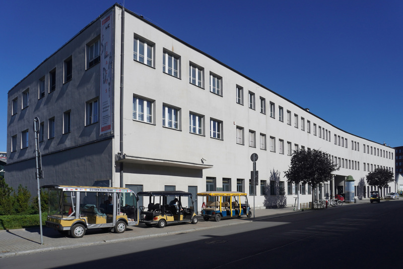 The Schindler Factory museum