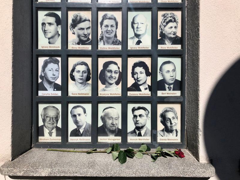 A shrine of those saved
