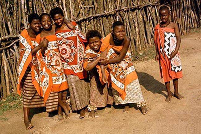 swazi_girls