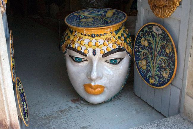 castiglione_ceramic_head