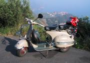 In the hills overlooking Cinque Terre